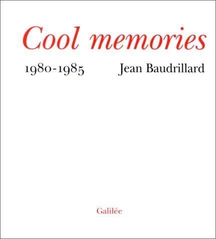 Cool memories : 1980-1985