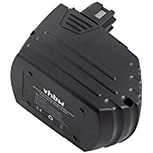 vhbw NiMH batería 3300mAh para herramienta eléctrica Hilti SF150, SF150-A, SF150A, SF151, SF151-A, SF151A por SFB155, SFB150.
