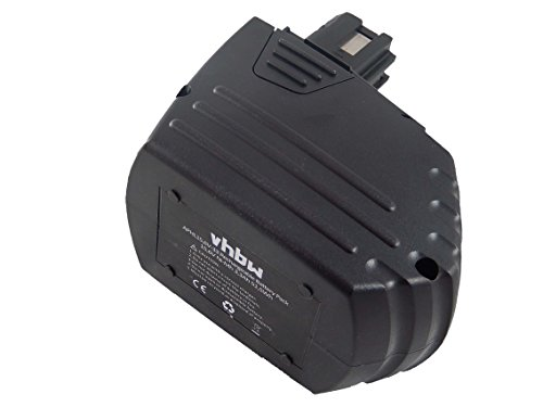 vhbw NiMH batteria 3300mAh (15.6V) per strumenti attrezzi utensili da lavoro Hilti SF150, SF150-A, SF150A, SF151, SF151-A, SF151A