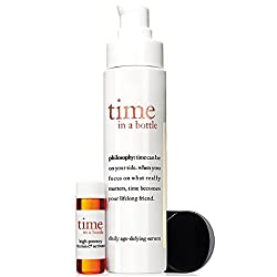Philosophy Time In A Bottle Daily Age-Defying Serum 2Pcs
