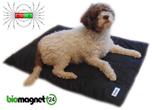 Wasserabweisende Magnetfeldmatte, Magnetfeldtherapiematte, Magnetfelddecke, Magnetmatte, Magnetdecke 98cm x 70cm für Hunde, Katzen und Pferde ideal bei Arthrose, Ellenbogendysplasie, Altersschwäche