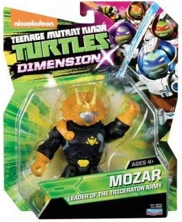 OTTO Ninja Tortues - Figurine Turtles - mozar triceratons triceratons triceratons  Accessoires - 12 cm - TMNT | Distinctif  05bd86