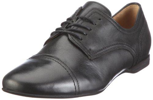 Gabor Shoes 34.144.27 Damen Sneaker Schwarz/Schwarz