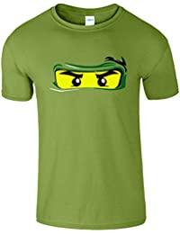 Lego NinJago Frauen Der Männer Damen Unisex T Shirt