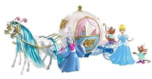 Disney Princesses - R9590 - Accessoire pour Poupée - Caleche de Cendrillon - Mini