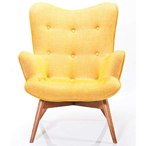 Kare design - Fauteuil angels wings rhythm moutarde