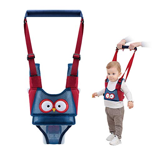 Vicloon redini primi passi, bretelle di sicurezza per bambino traspirante, detachable camminare assistente per bambino, per aiutarlo a camminare cintura protettiva sostegno portatile