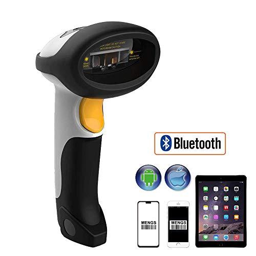 Ct-scanner (DASKOO CT10X Bluetooth Wireless Barcode-Scanner Handscanner Laser Barcode Scanner mit USB kabelgebunden für Windows XP 7.0 8.0 10 IOS Android)