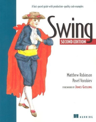 Swing, Second Edition by Matthew Robinson (2003-02-24)