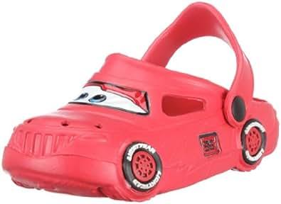 Cars lightweight CA450110, Chaussures garçon - Rouge-TR-C3-85, 26 EU