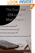 #10: The Essential CFA Level 1 Mock Paper 1