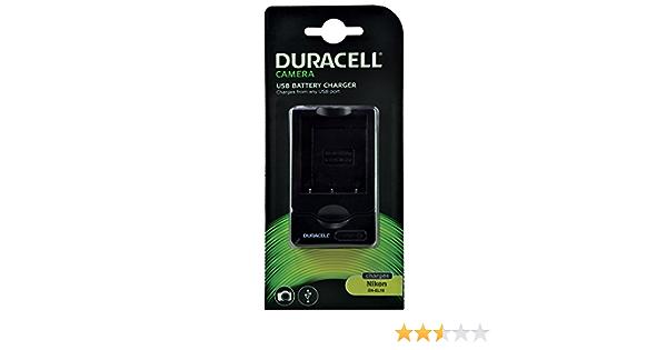 Duracell Ladegerät Mit Usb Kabel Für Dr9963 Kamera