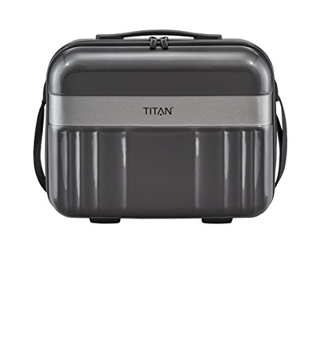 TITAN Spotlight Flash Beautycase 831702-04 Koffer, 21.0 Liter, Anthrazit