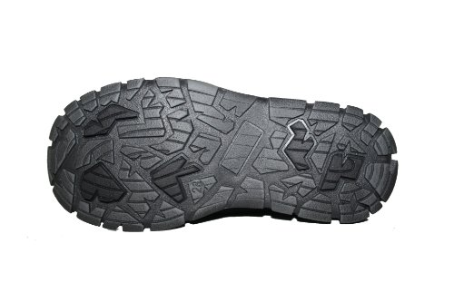 Siesta by Richter Chaussures pour enfants 44.6617garçon bottes - Schwarz (schwarz/shado/esp 0000)