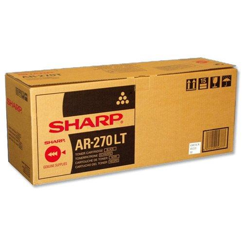 Sharp Laser Toner Cartridge Black AR 235, 275, M236, M276 25000pagine Nero