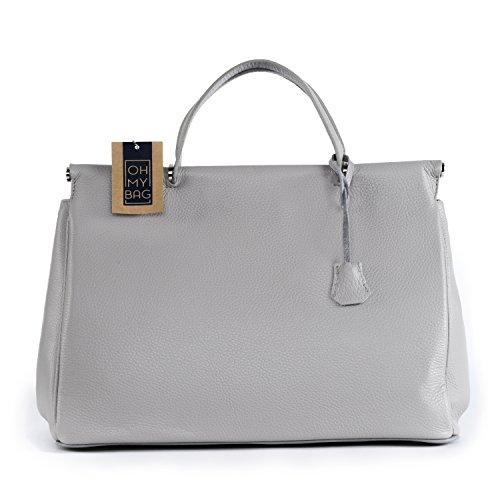 OH MY BAG - Sac à Main femme cuir - Modèle Voltaire - SOLDES