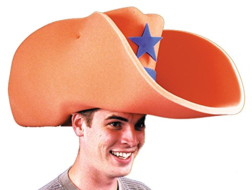 Kostüm Zubehör: 40 l, Orange