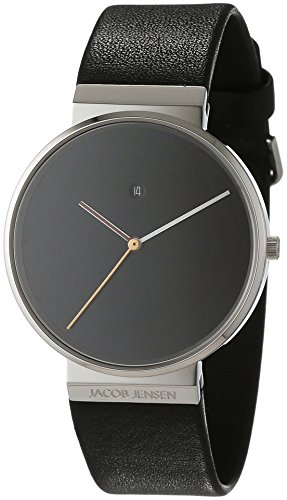 jacob-jensen-mens-quartz-watch-analogue-display-and-leather-strap-dimension-series-item-no-842