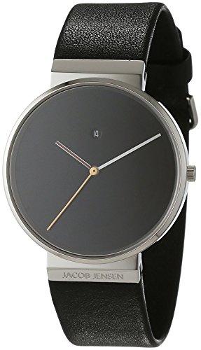 jacob-jensen-herren-armbanduhr-analog-quarz-leder-dimension-series-item-no-842