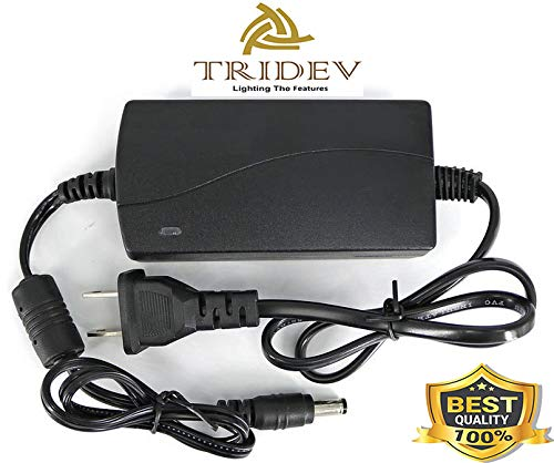 Tridev Traders 12V 2A DC Power Adapter, Supply, Charge, SMPS for PC, LCD Monitor, TV, LED Strip, CCTV, 12Volt 2Amp Power Adapter