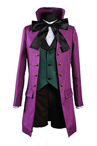 Kostüm Alois Cosplay - Fuman Black Butler 2 II Alois Trancy Cosplay Kostüm Version B L