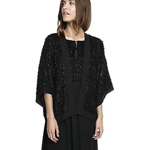 Caramelo, Kimono Tejido Fantasía, Mujer