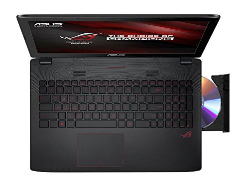 Asus ROG G552VW-DM475T PC portable Gamer 15.6' Full HD Gris (Intel Core i7, 8 Go de RAM, Disque dur 1 To + SSD 128 Go, Nvidia GeForce GTX 960M, Windows 10, Garantie 2 ans)
