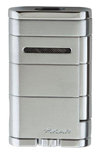 xikar-sku-533sl-lampe-torche-briquets-allumetm-double-jet-en-acier-argente-garantie-a-vie-1-made-in-