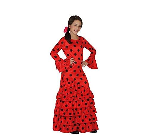 Atosa – Disfraz de flamenca para niña