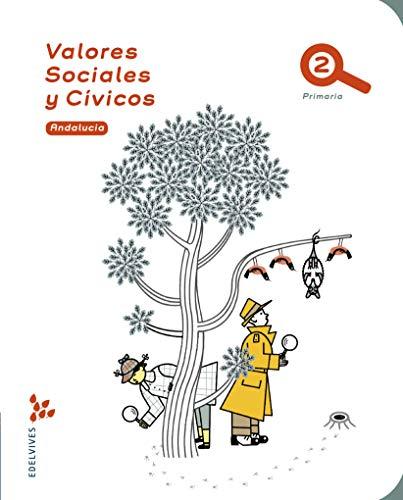 Valores Sociales y Cívicos 2º Primaria - Andalucia