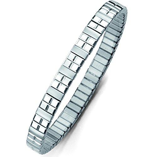 Flexibles Retro Energie Magnetarmband mit Kupfer Energetix 4you 1166 Cu Flex Armband Magnetix Design S M L XL oder XXL