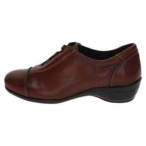 48 HORAS 721303/12 Mocasines Piel 48 HR Mujer Zapatos