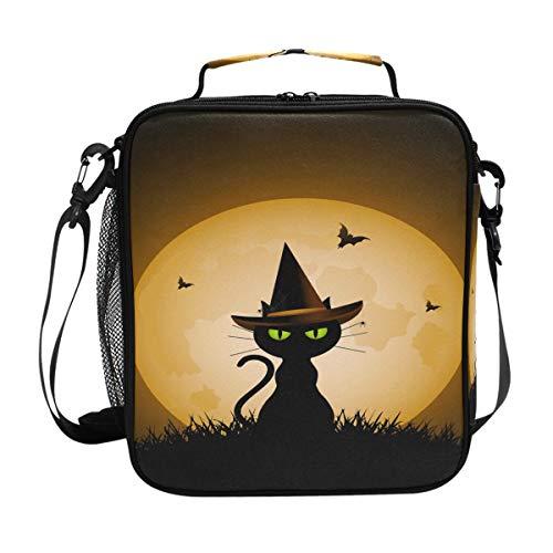 atze isolierte Lunchbox Tasche Auslaufsicher Bento Box mit verstellbarem Schultergurt für Erwachsene und Kinder ()