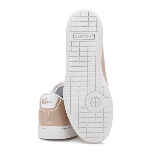 Lacoste Junior Light Rosa Carnaby EVO 317 6 Sneaker Light Rosa
