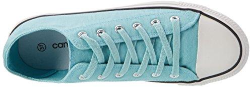 Canadians Damen 832 478000 Sneakers Türkis (Turquoise)