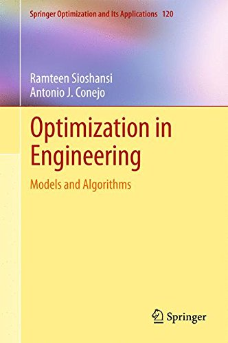 Optimization in Engineering: Models and Algorithms (Springer Optimization and Its Applications)