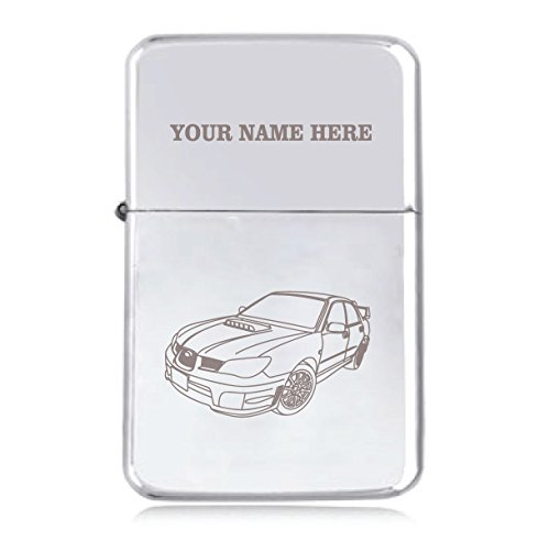 subaru-impreza-wrx-sti-design-personalised-star-windproof-petrol-lighter