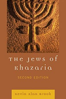 The Jews of Khazaria by [Brook, Kevin Alan]