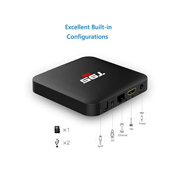 Android-TV-Box-T95-S1-Smart-Box-with-1-Go-RAM-8-Go-ROM-Android-Quad-Core-Amlogic-s905-W-Cortex-A53-Processor-71-HDMI-20-h265-24-GHz-WiFi-Ethernet-100-m