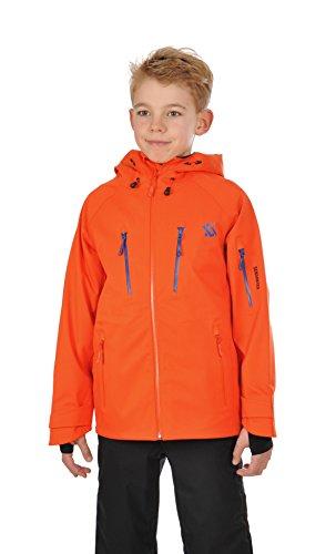 Völkl Team K Pro Jacket Tangerine 140