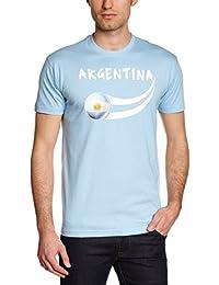 Supportershop Argentine T-shirt supporter Homme