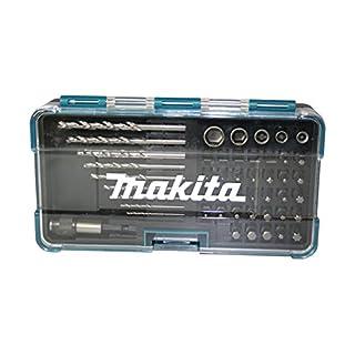 Makita B-36192 Hss-G Screw and Socket Set - Multi-Colour (48-Piece)