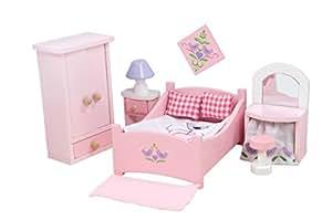 Le Toy Van ME050 Sugar Plum Master Bedroom