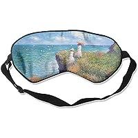 Sleep Eye Mask Shore of Island Lightweight Soft Blindfold Adjustable Head Strap Eyeshade Travel Eyepatch E4 preisvergleich bei billige-tabletten.eu