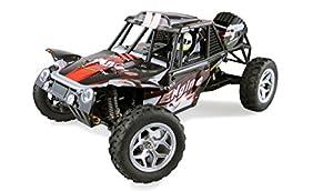Amewi 22265Dune Buggy, 4WD, 2, 4GHz, 1: 18, vehículos, Arena torm Rojo