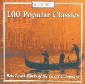 100 Popular Classics-Slim [Import anglais]