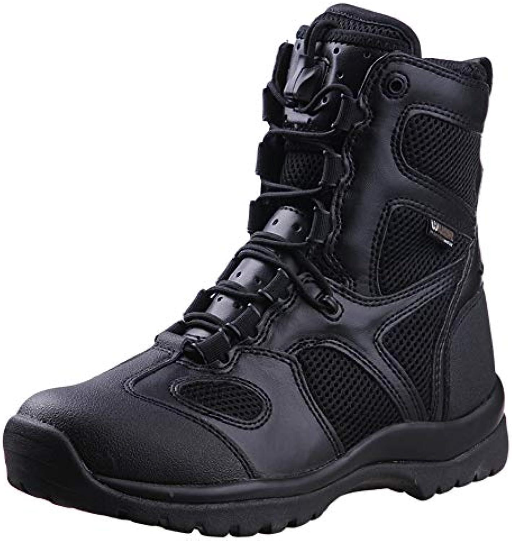 FXMYL Stivali Leggeri da Combattimento D'Assalto Ultra Leggero E Traspirante Scarpe da Trekking Scarpe da Trekking... | Essere Nuovo Nel Design  | Uomini/Donne Scarpa