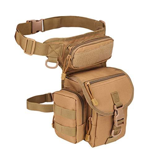 Tragbare Outdoor Wasserdichte Gürteltasche Multifunktionale Weiche Taktische Handtasche für Jagd Angeln Wandern Klettern -