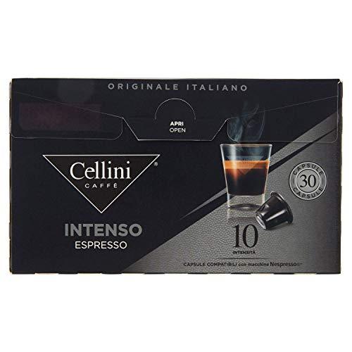 Cellini Capsule Compatibili Capsule Intenso - 150 g