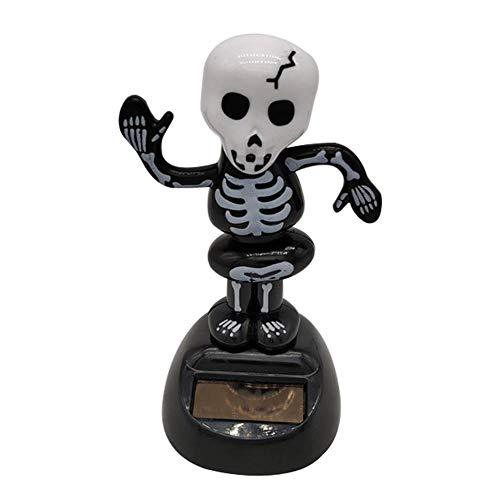 uto Ornamente, Innovative Halloween Swinging Dolls Dekoration-Kürbis-Puppe, Ghost Goll, Hexe, Mama, Kobold, Zungenelfe, Kleiner Junge ()
